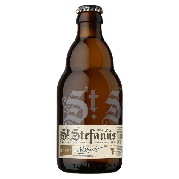 Photo Bière blonde St stefanus
