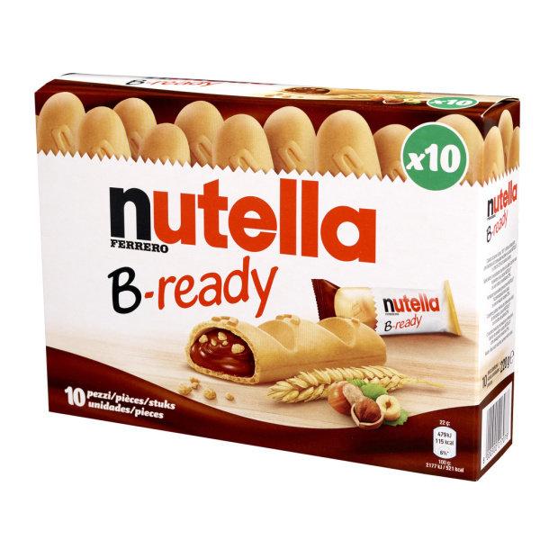 Photo B-ready Nutella B-Ready