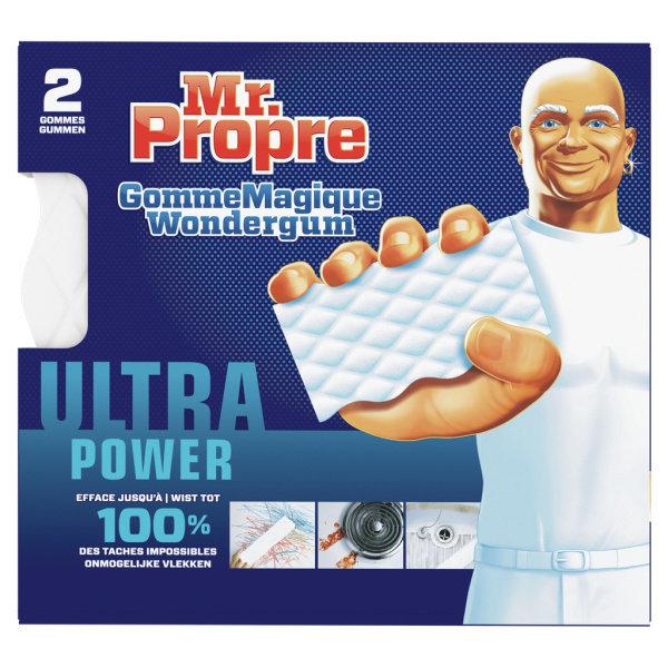 Photo Gommes magiques de nettoyage Mr Propre