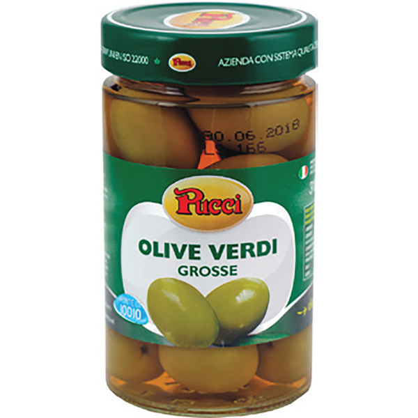 Photo Olives vertes Pucci