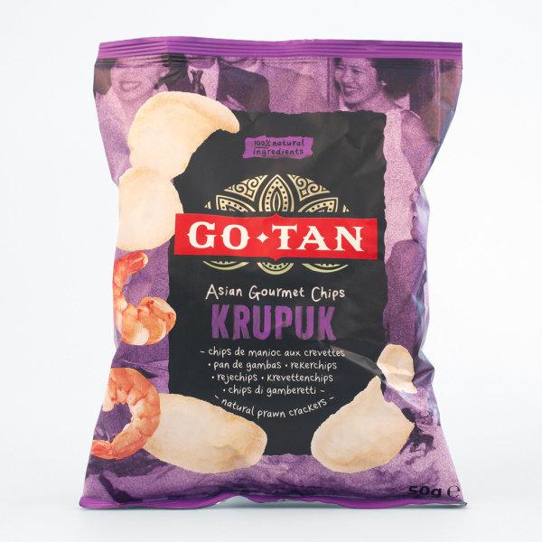 Photo Chips crevettes Go Tan