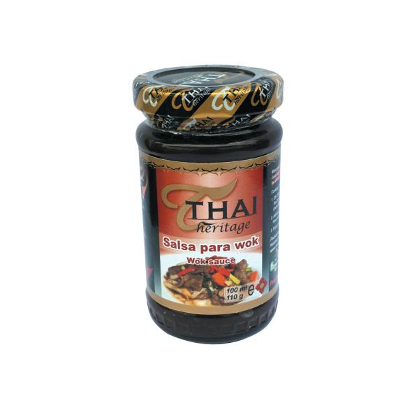 Photo sauce wok thaï Thaï Héritage