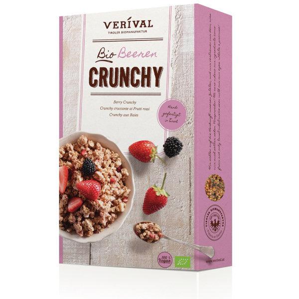 Photo Crunchy aux baies VERIVAL